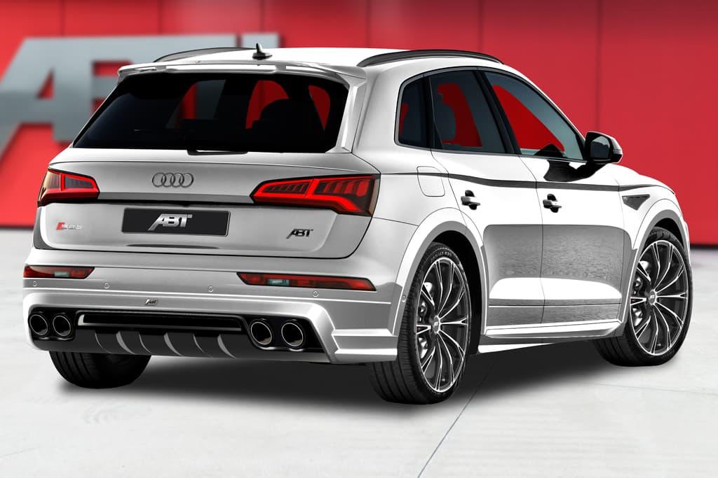 audi sq5 abt sportsline beats rs q5 to the punch www. Black Bedroom Furniture Sets. Home Design Ideas