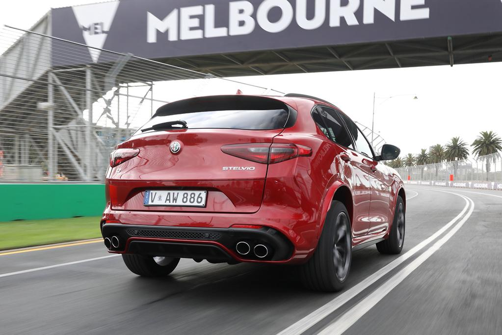 Start 2020 Have At Least One Demo Stelvio Q Each And That Bespoke Orders There Are Not Many Option Bo To Tick Should Be Able Delivered
