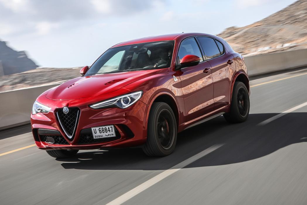 Alfa Romeo Stelvio Qv 2018 Review Www Carsales Com Au