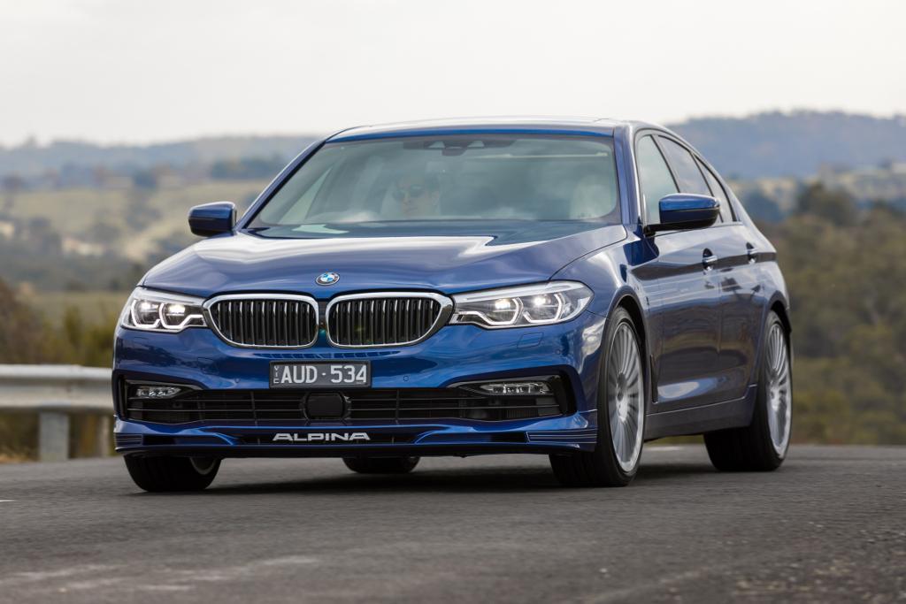 BMW Alpina B Biturbo Review Wwwcarsalescomau - Alpina car price