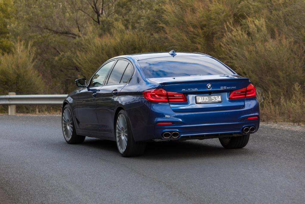 Bmw Alpina B5 Biturbo 2018 Review Www Carsales Com Au