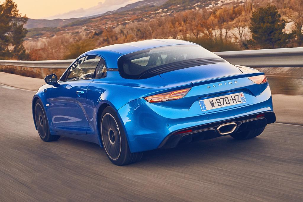 Alpine A110 Is Not A Renault Wwwcarsalescomau