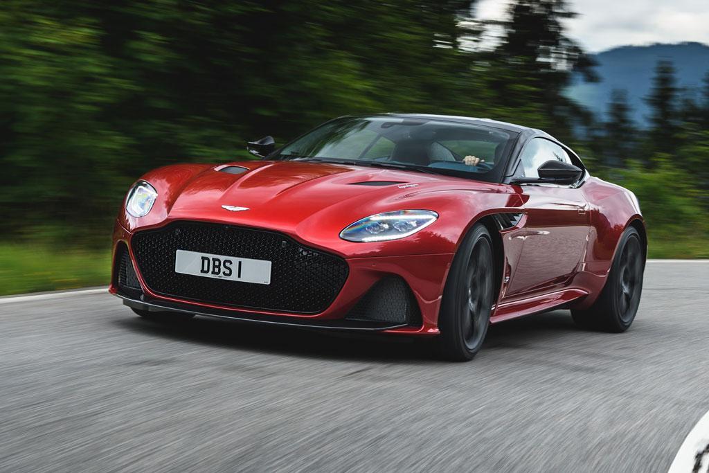Aston Martin Dbs Superleggera 2018 Review Carsales Com Au