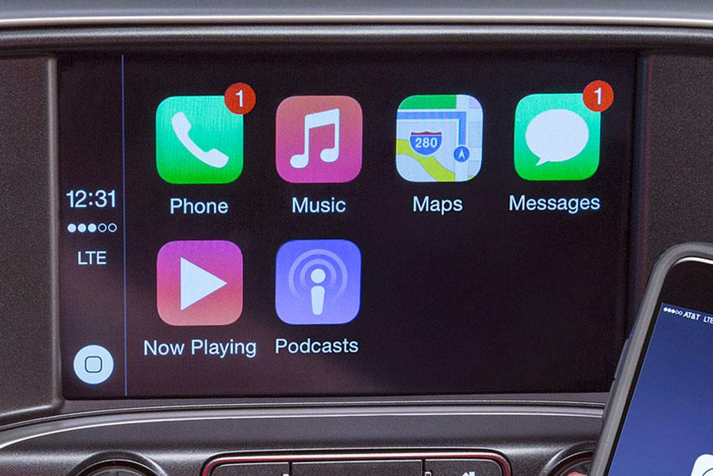 Mazda To Roll Out Apple Carplay Android Auto Www Carsales Com Au