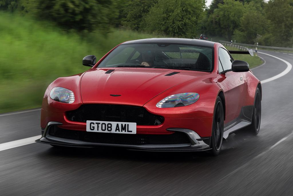 Aston Martin Vantage Gt8 2016 Review Carsales Com Au