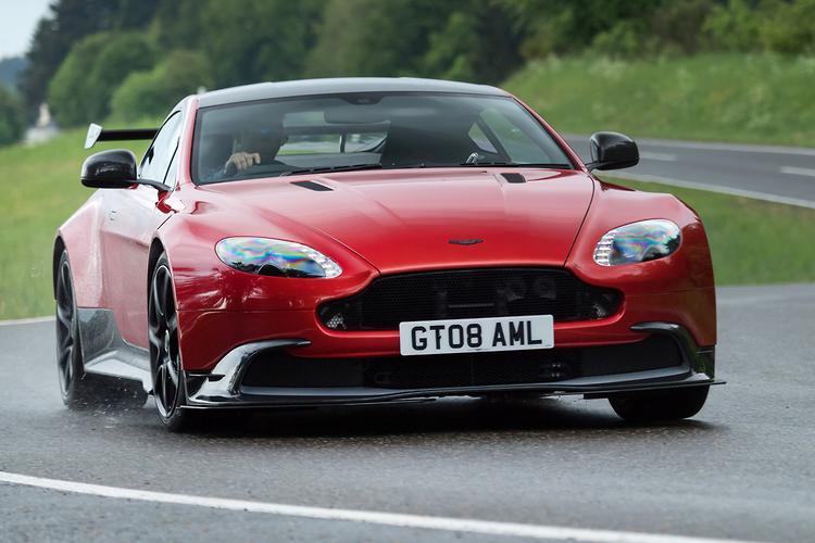 Aston Martin Vantage Gt8 2016 Review Www Carsales Com Au