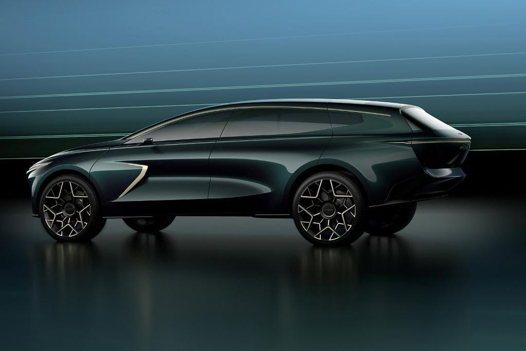 GENEVA MOTOR SHOW: 2022 Aston Martin Lagonda All-Terrain