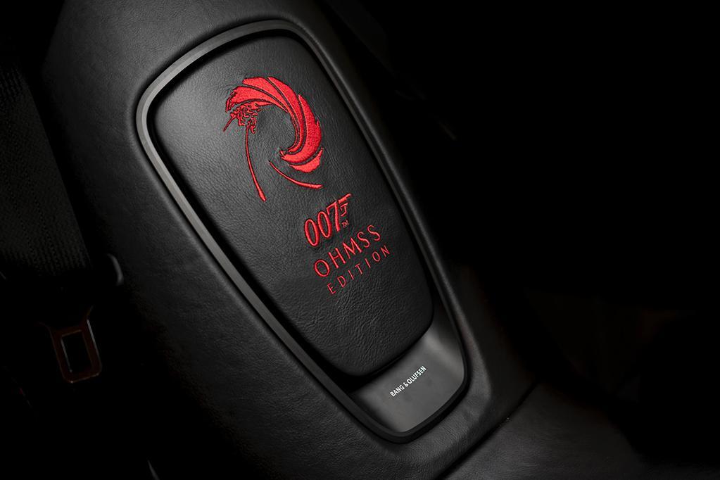 James Bond S Aston Martin Dbs Superleggera Revealed Www