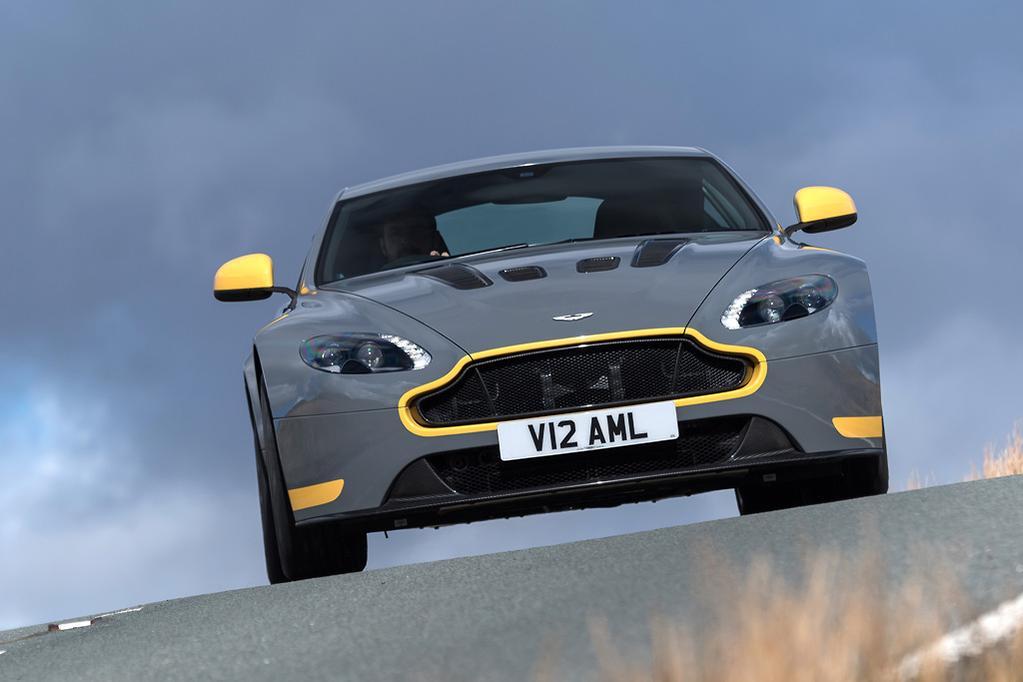 Aston Martin V12 Vantage S 2016 Review Www Carsales Com Au