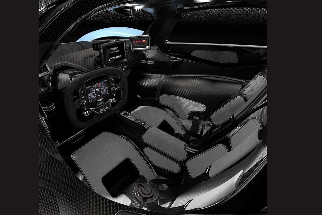 Aston Martin Valkyrie Takes Shape Www Carsales Com Au