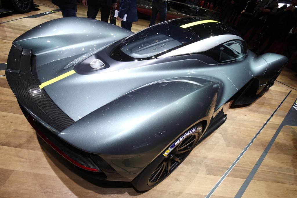 aston martin valkyrie hypercar power figures leaked - www.carsales