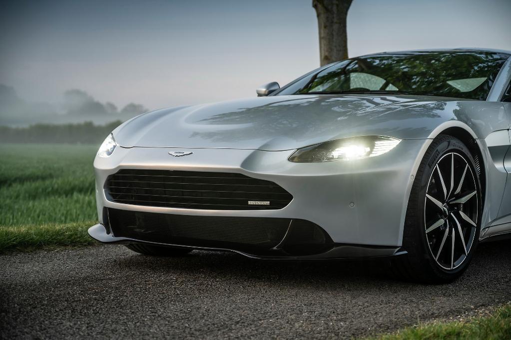 Brit Tuner Fixes Aston Martin Vantage Face Carsales Com Au