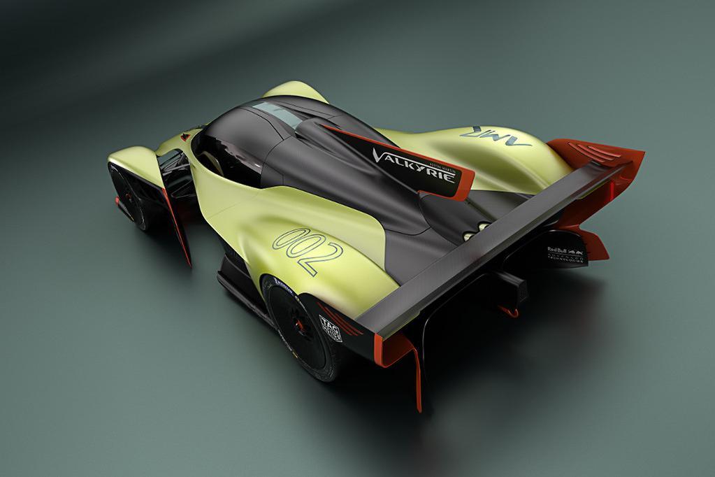 Aston Martin Valkyrie To Beat Porsche S Ring Record Www Carsales
