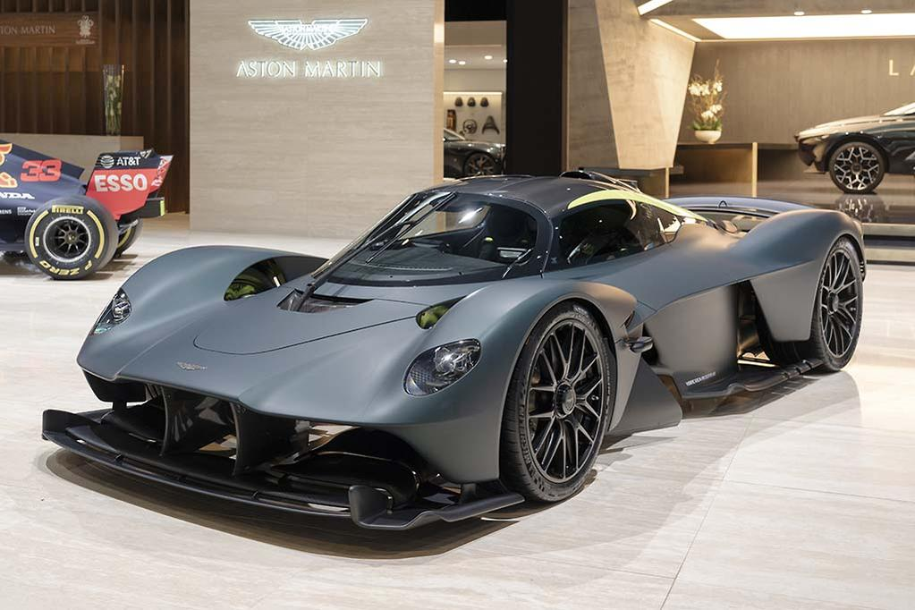 Best Of British The Story And The Engine Behind The Aston Martin Valkyrie Carsales Com Au