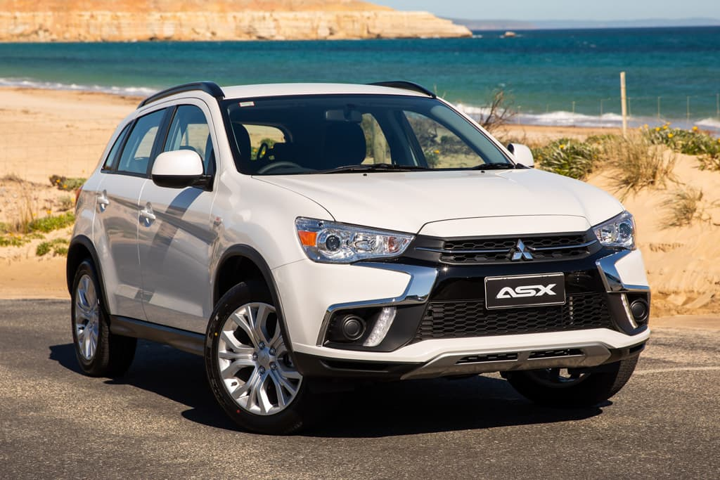 Recall wrap: Mitsubishi SUVs subject to safety-assist tech