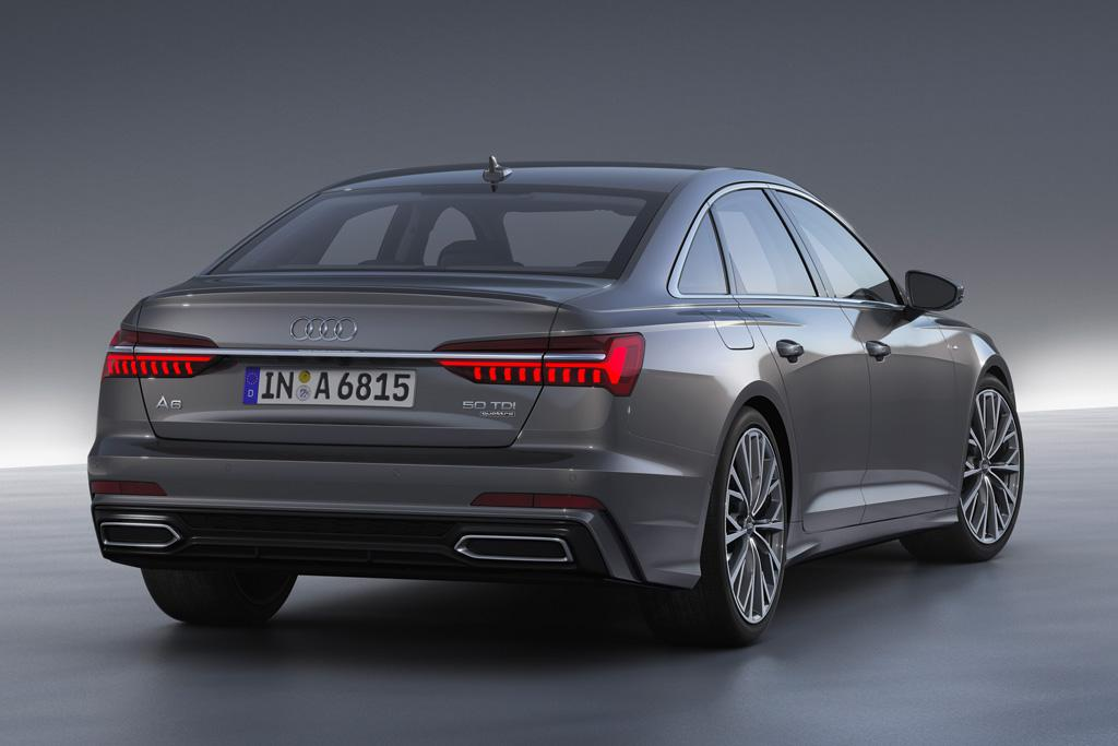 Geneva Motor Show New Audi A6 Detailed Www Carsales Com Au