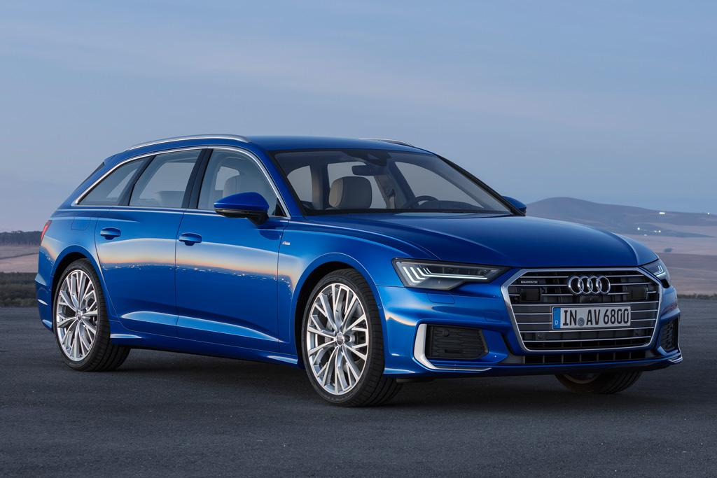 New Audi A6 Wagon Canned For Oz Wwwcarsalescomau