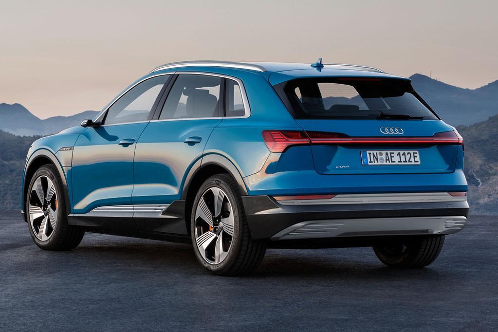 Audi E Tron Design