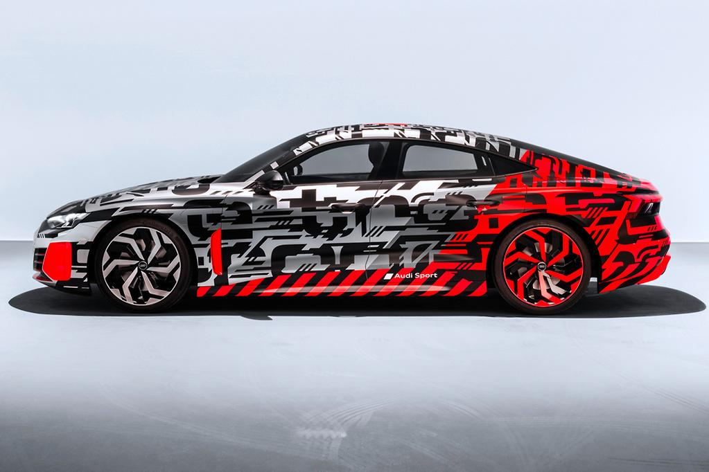 Audi E Tron Gt Concept Exposed Wwwcarsalescomau