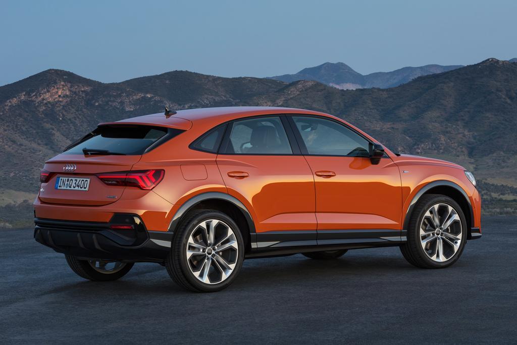 2020 Audi Q3: News, RS Q3, Specs, Release >> All New Audi Q3 Sportback Revealed Www Carsales Com Au