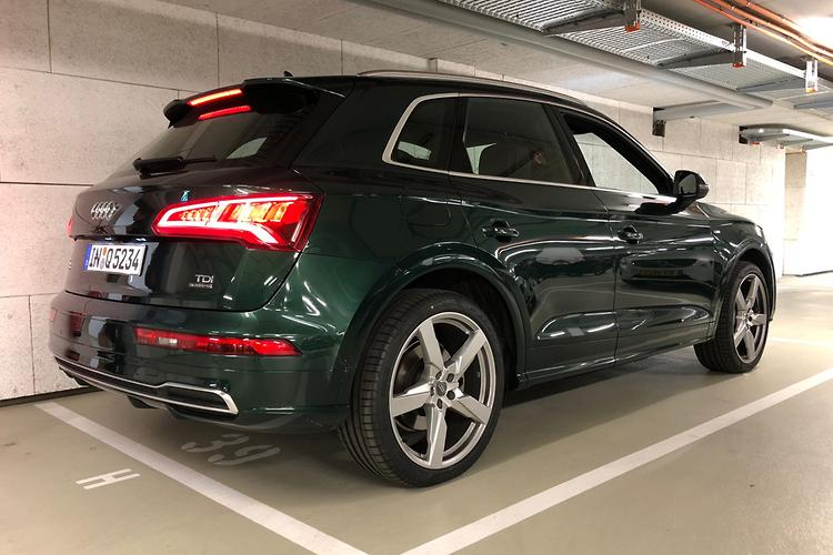 Audi Q5 range expands with 3 0 TDI - www carsales com au