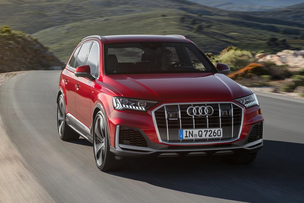 Audi Q7 2020 Review International Www Carsales Com Au