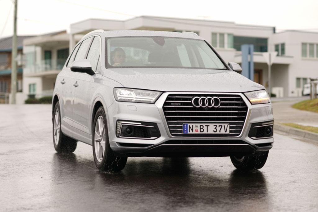 Audi Q7 E Tron 2018 Review