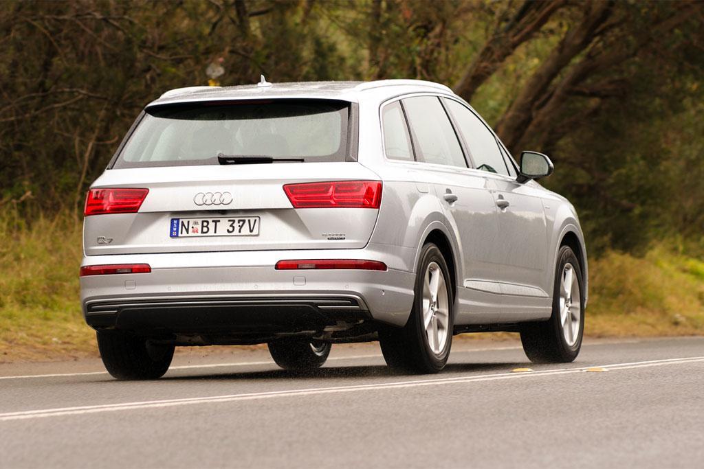 Audi Q7 e-tron 2018 Review - www carsales com au