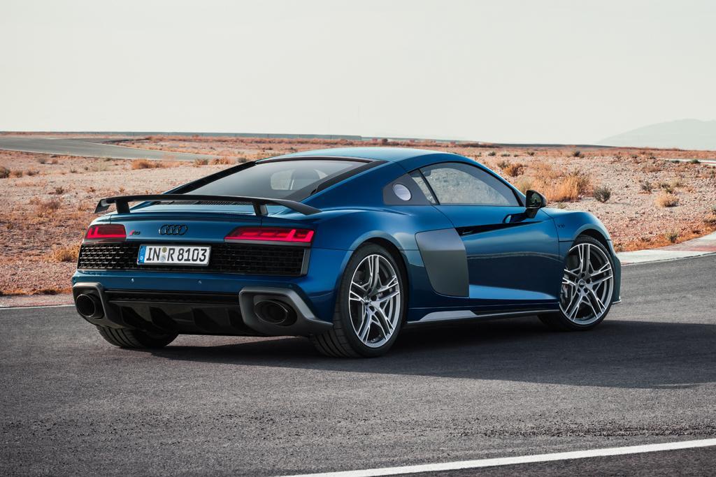 2019 Audi R8 Revealed Wwwcarsalescomau