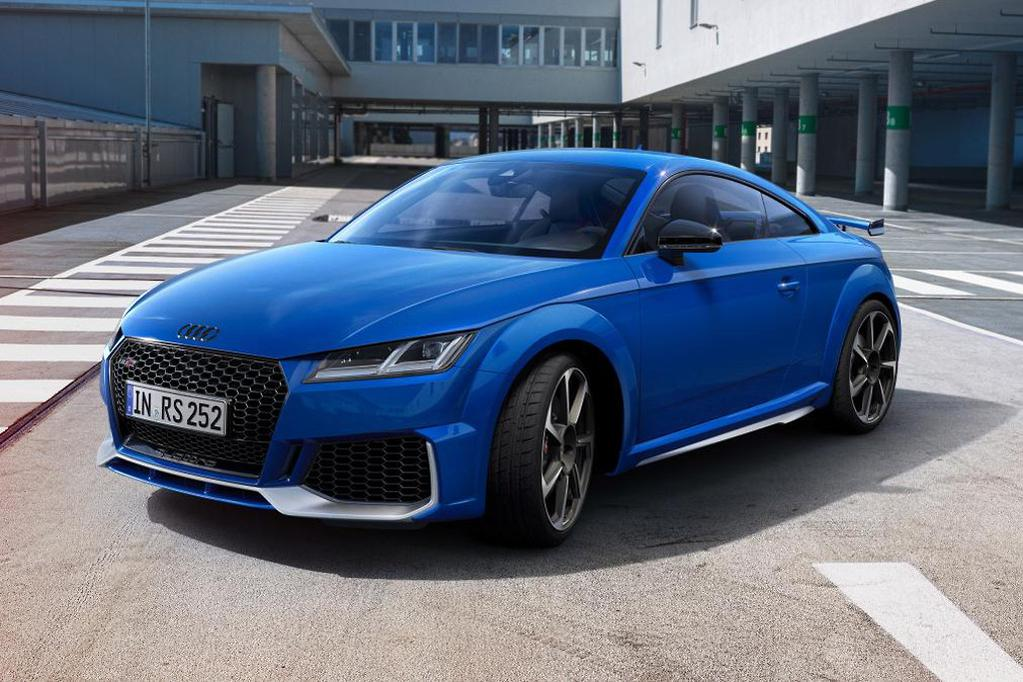 Audi Sport Celebrates 25 Years Of Rs With New Specials Carsales Com Au