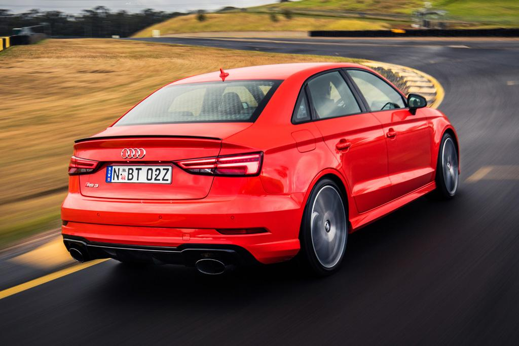 High Five Audi Rs 3 And Tt Rs Set To Return Www Carsales Com Au
