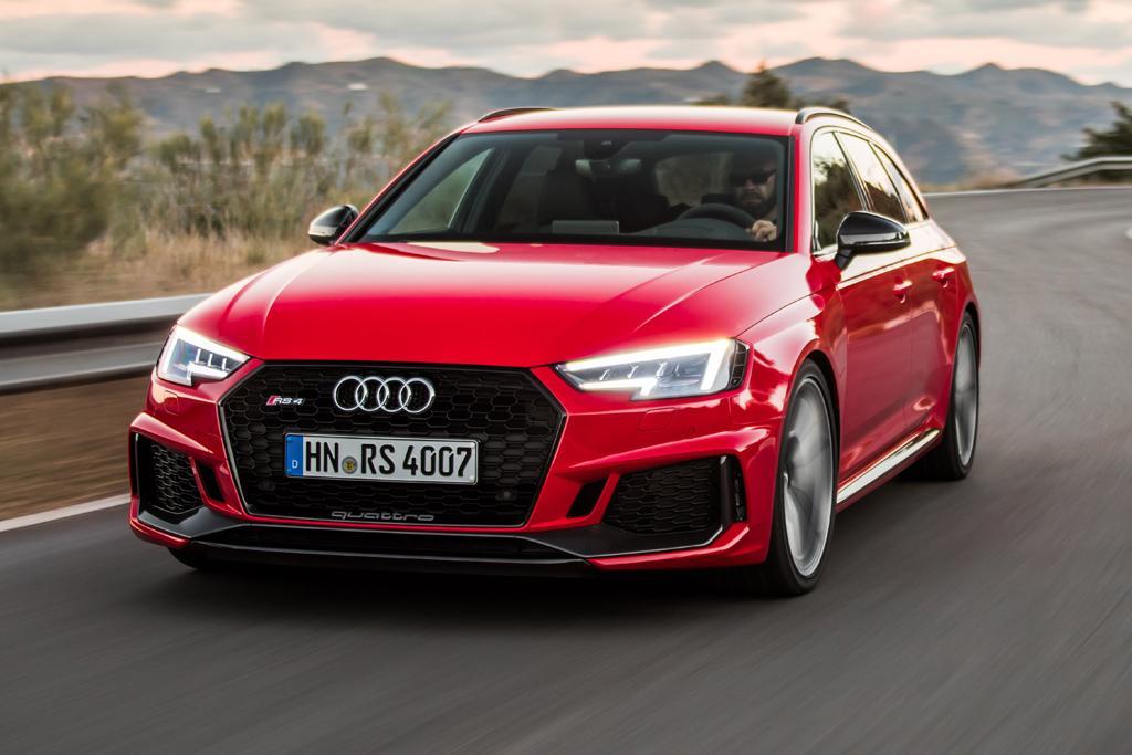 Audi RS 4 Avant 2018 Review - www carsales com au