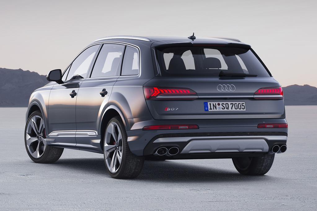 Audi Sq7 Upgraded Www Carsales Com Au