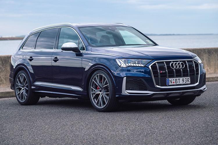 Audi Sq7 2020 Video Review Www Carsales Com Au