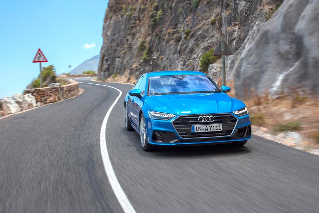 Audi A Sportback Review Wwwcarsalescomau - Audi a7 review