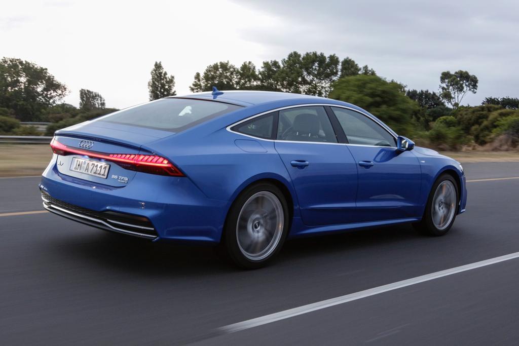 Audi A7 Sportback 2018 Review Wwwcarsalescomau