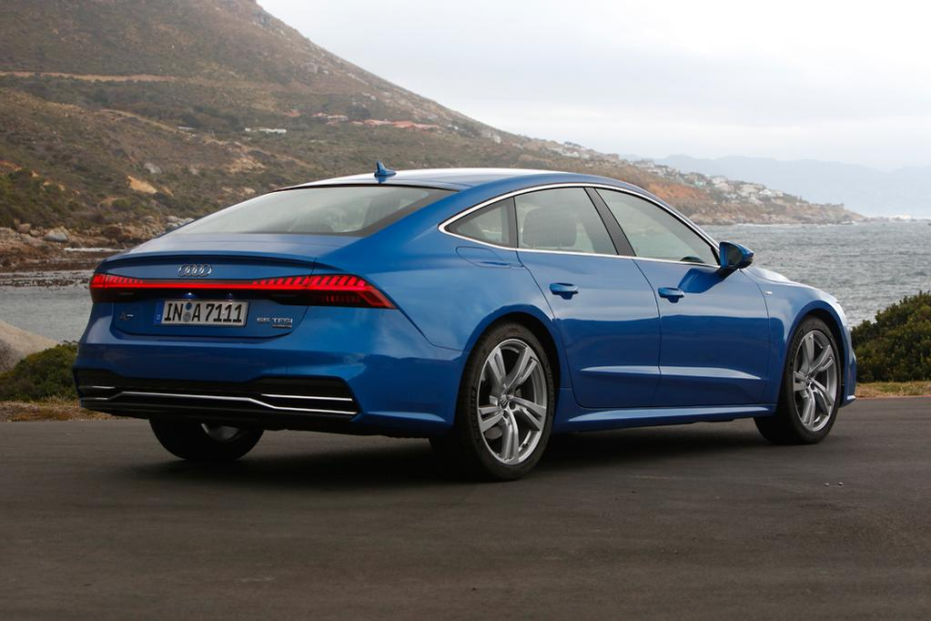 Audi A Sportback Review Wwwcarsalescomau - How much does an audi a7 cost