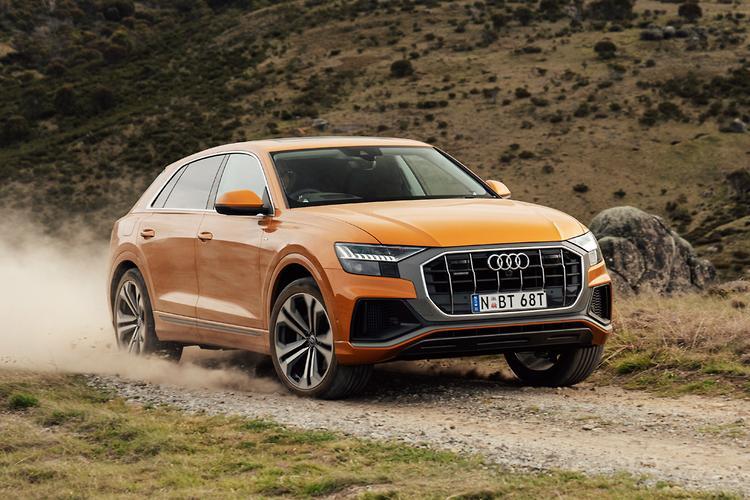 All-new Audi Q8 arrives Down Under | carsales com au