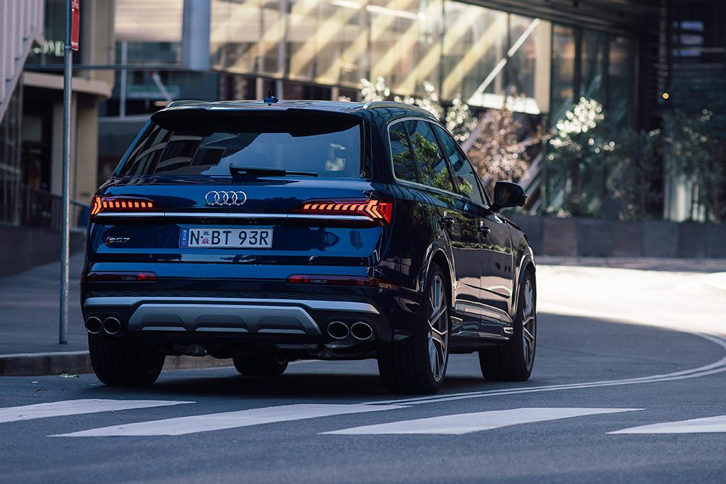 Audi Sq7 2020 Review Www Carsales Com Au