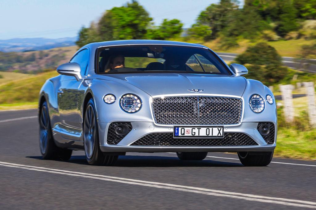 Bentley Continental Gt 2018 Review Australia