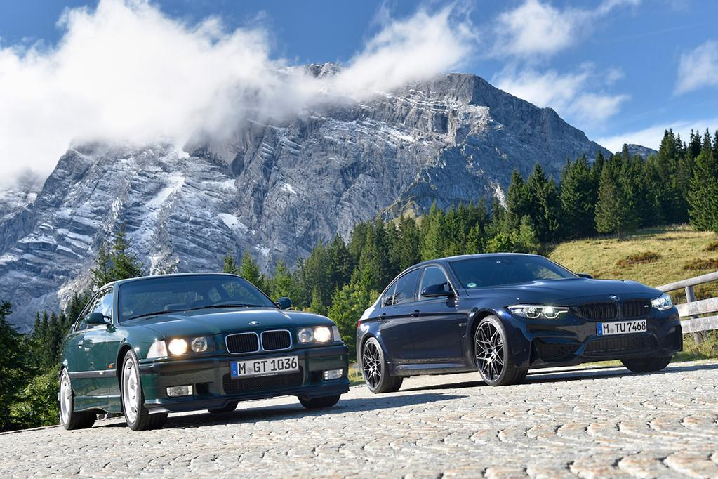 BMW M3: Old & New Review - www carsales com au