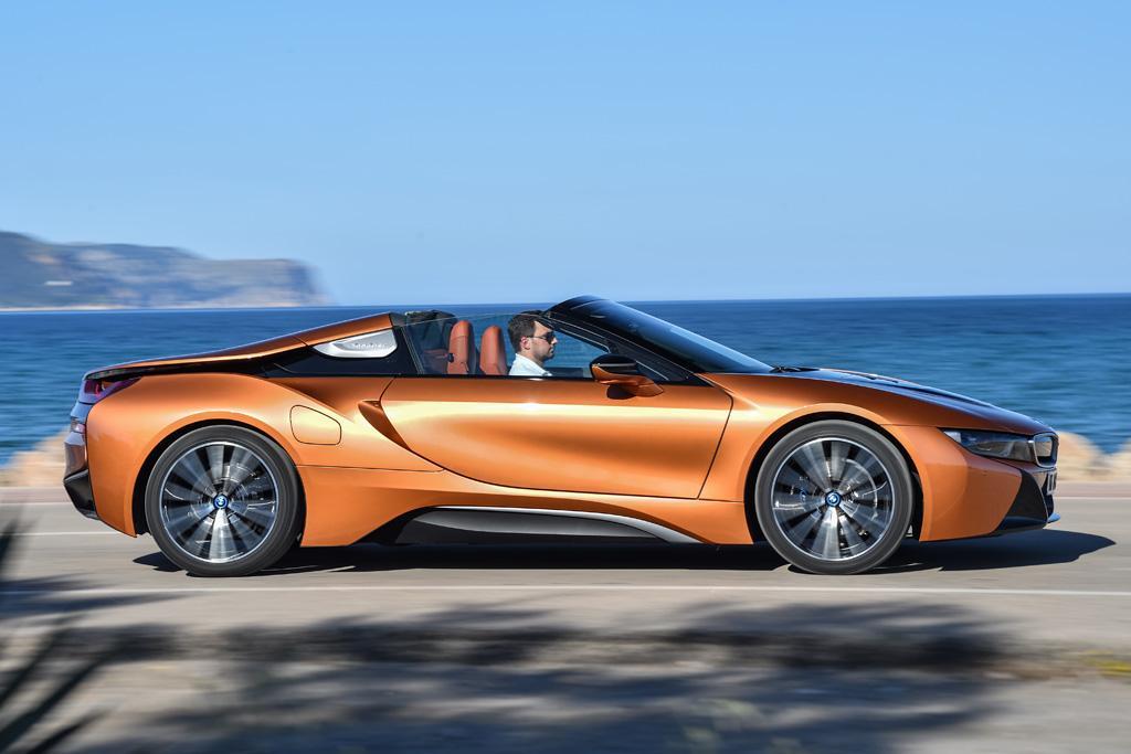 Bmw I8 Roadster 2018 Review Www Carsales Com Au