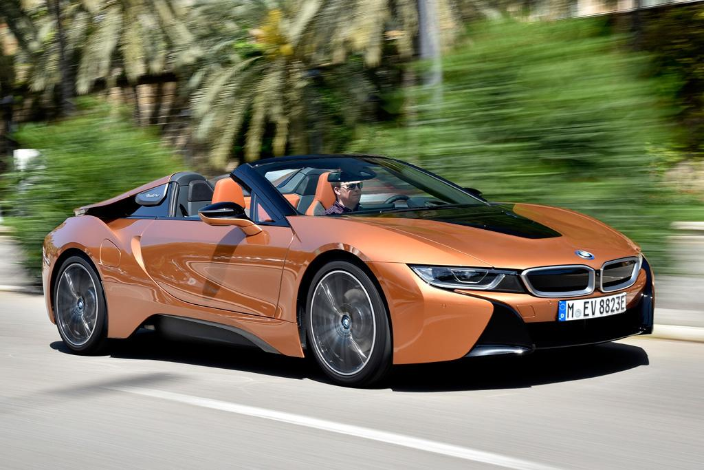 Bmw I8 Roadster 2018 Review Www Carsales Com Au