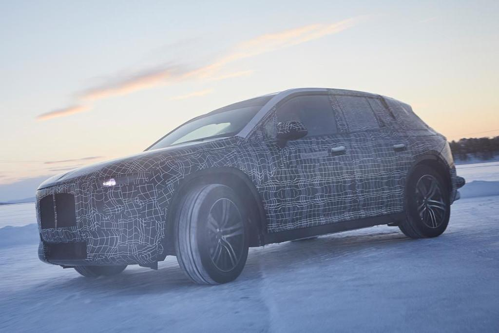 2021 BMW INext Is Fully Autonomous SUV >> Bmw Inext Electric Suv Shown Testing Www Carsales Com Au