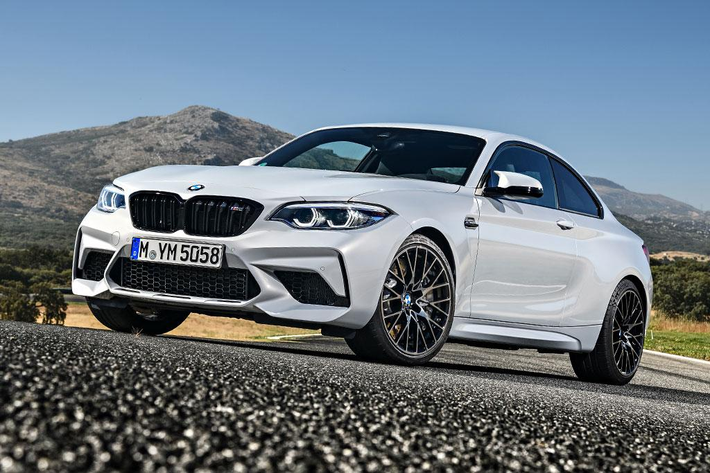 Bmw M2 Competition To Undercut 100k Wwwcarsalescomau