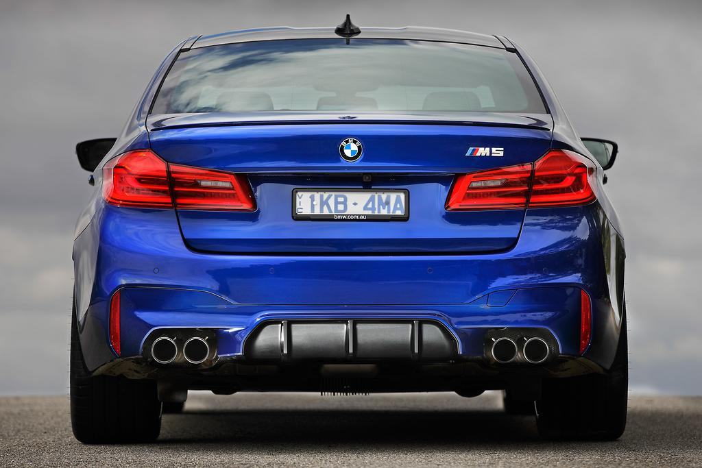 BMW M5 2018 Review - www carsales com au