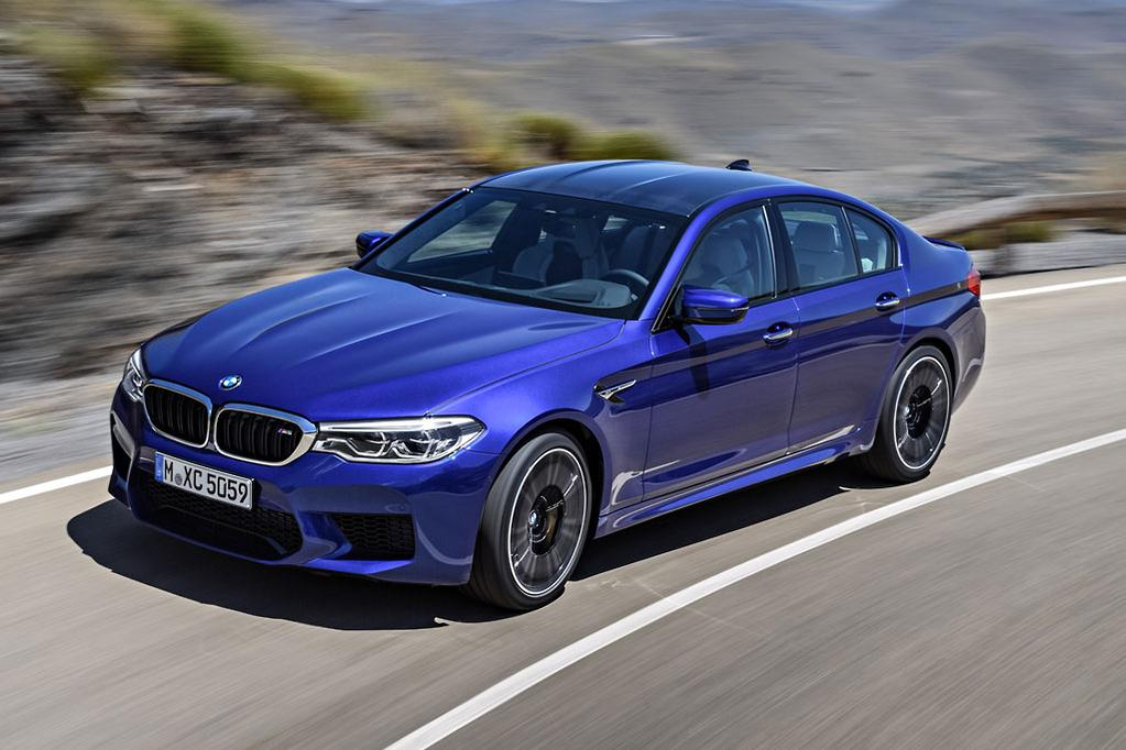 New Bmw M5 Fast Facts Www Carsales Com Au