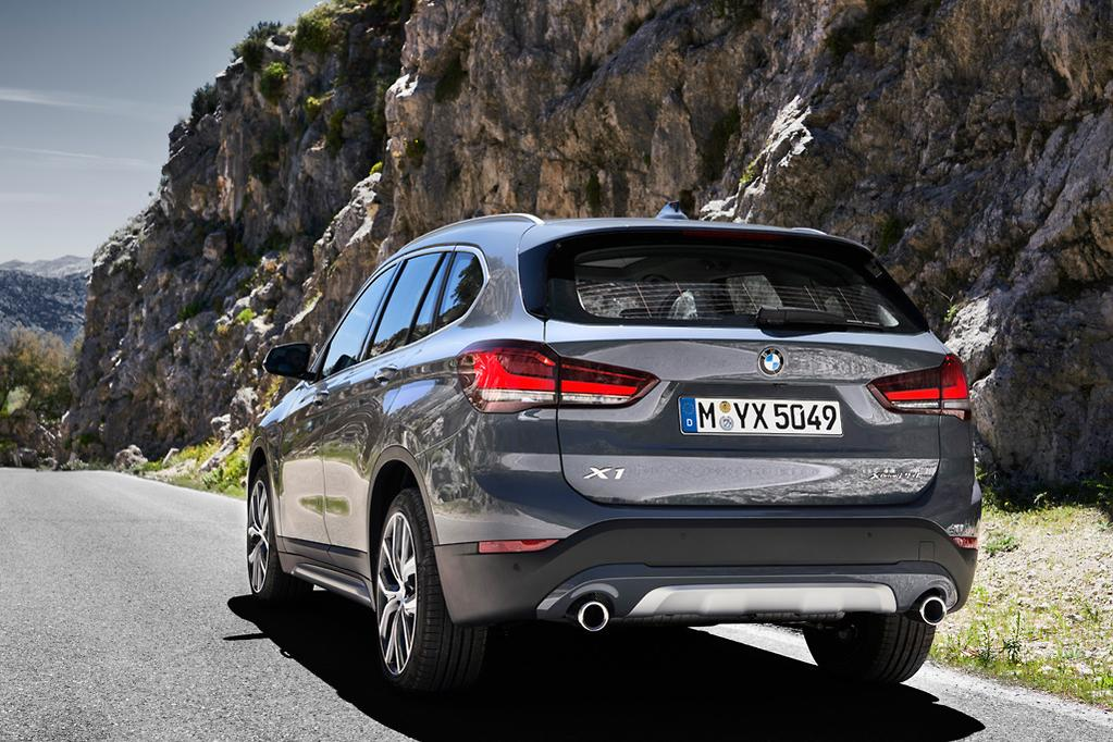 Facelift And Plug In Hybrid Power For 2019 Bmw X1 Www Carsales Com Au
