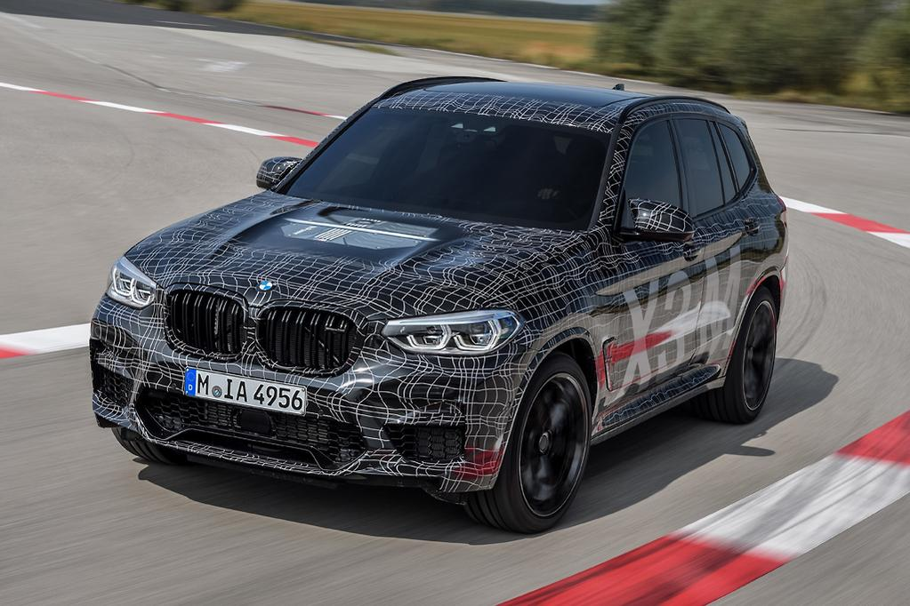 Bmw X3 M And X4 M Officially Revealed Www Carsales Com Au