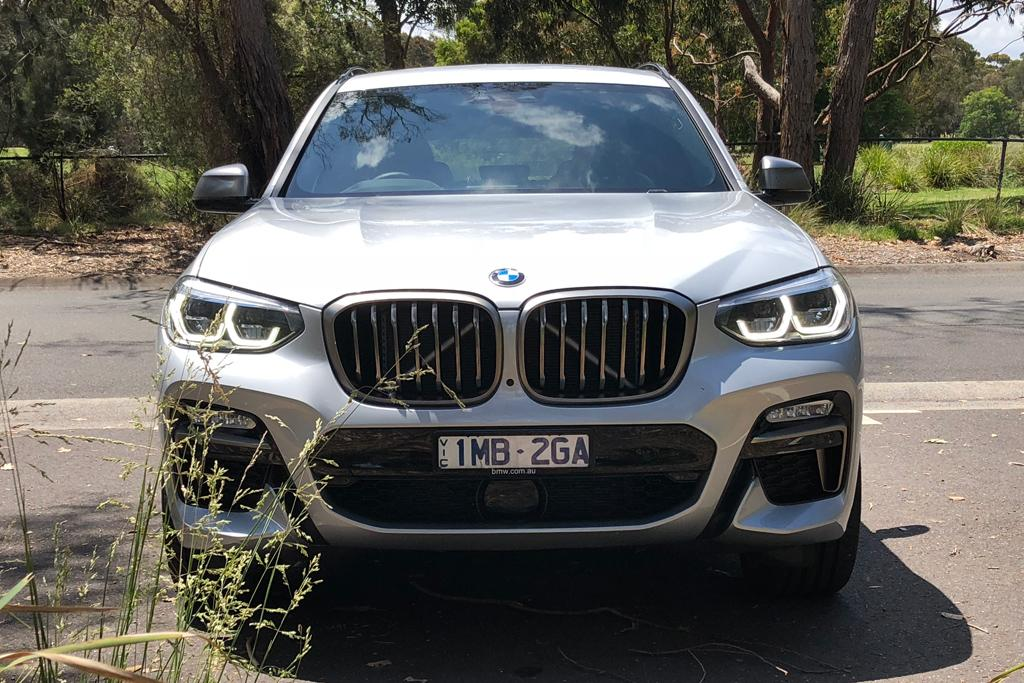 Bmw X3 M40i Engine Noise